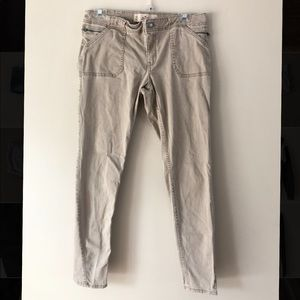 Tan Hollister pants size 11